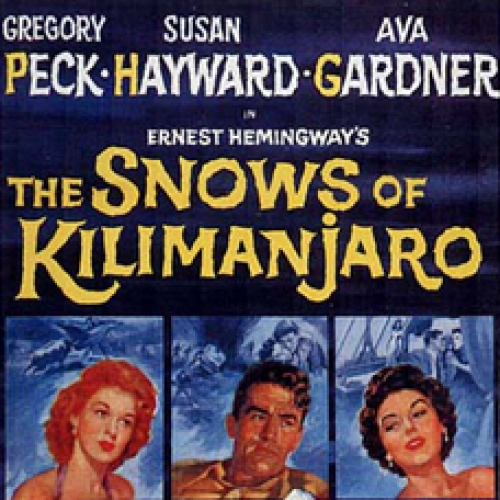 the snows of kilimanjaro harry and helen The snows of kilimanjaro summary  in the snows of kilimanjaro, harry lies on his deathbed,  harry and his wife helen have come to africa to escape their rich,.
