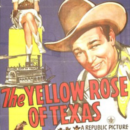 the yellow rose of texas roy rogers dale evans indie. Black Bedroom Furniture Sets. Home Design Ideas