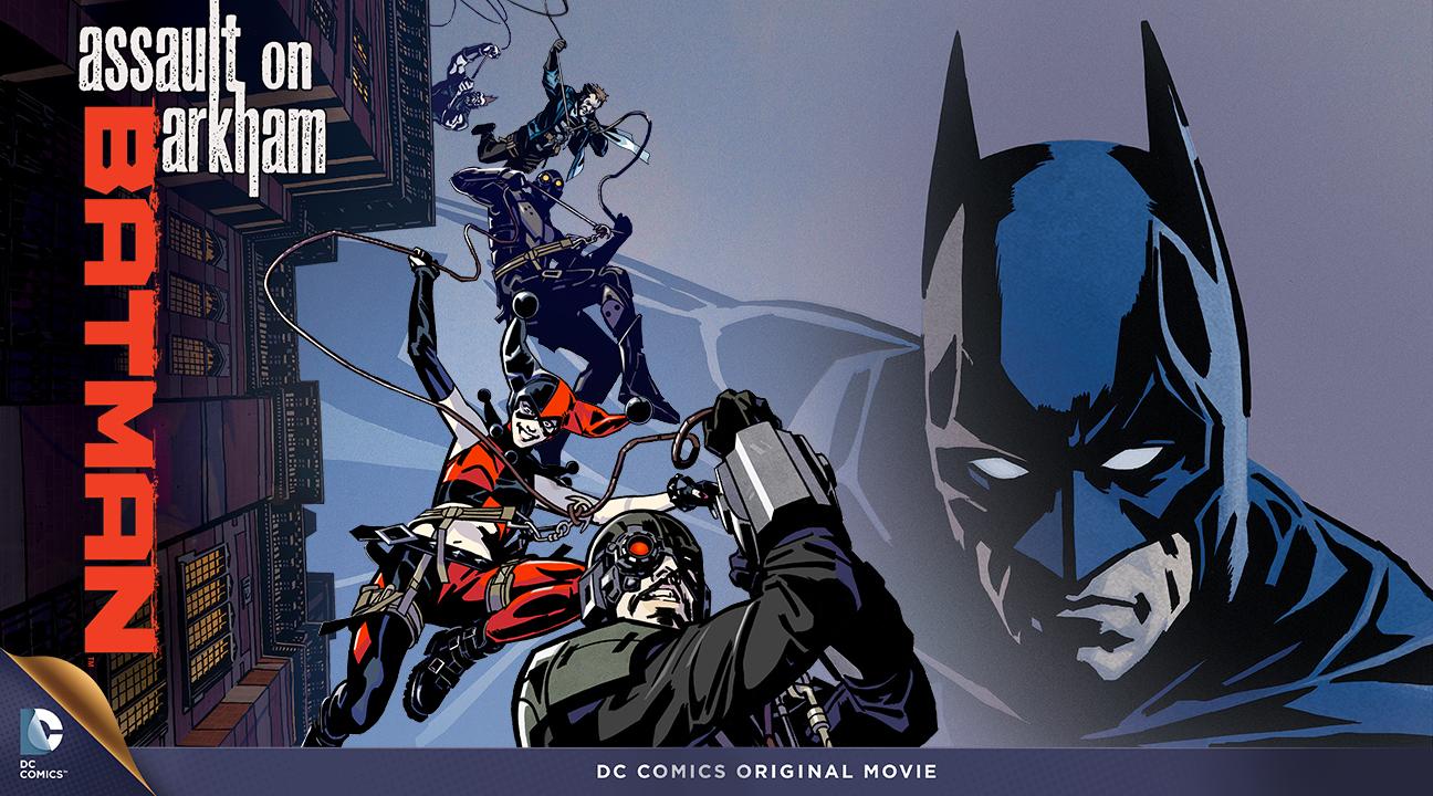 Suicide Squad or Batman: Assault on Arkham?