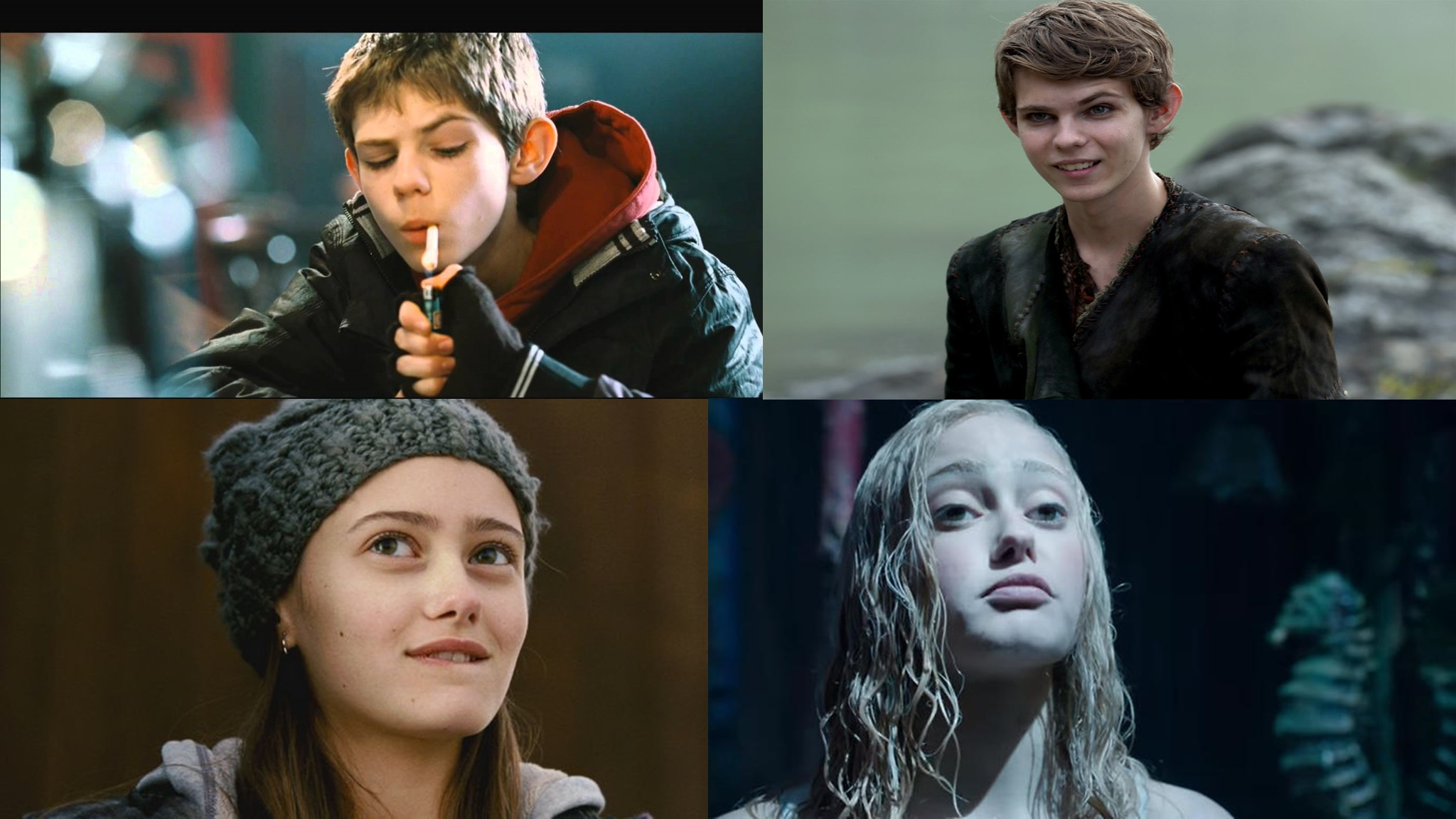 Where are Robbie Kay and Ella Purnell now?